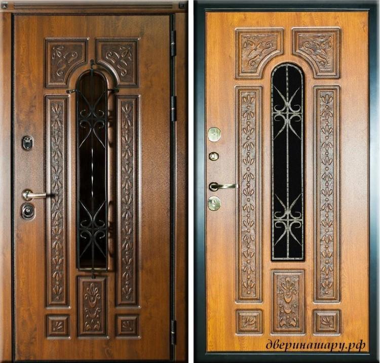 металические входные двери российского производства