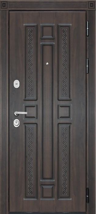 металлические дверил