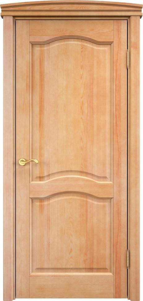металлические двери с массивом сосны